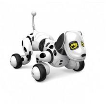 Робот-собака на радиоуправлении Smart RobotDog 9007А Бело-Черный