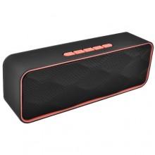 Беспроводная портативная Bluetooth-колонка Strong Power SC-211 черная