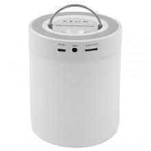 Беспроводная портативная Bluetooth-колонка Tofu S-66 + светильник
