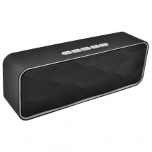 Беспроводная портативная Bluetooth-колонка Strong Power SC-211 черный с серым