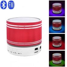 Беспроводная портативная Bluetooth-колонка  Tofu S37U красная