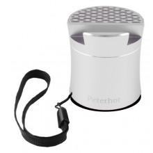 Беспроводная портативная Bluetooth-колонка Peterhot PTH-307 Shaking серая
