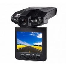 Автомобильный видеорегистратор Kers H-198 черный