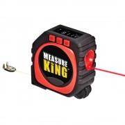 Универсальная Рулетка Measure King 3 в 1 с лазерным указателем