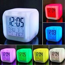 Часы ночник хамелеон Zha COLOR CHANGING CLOCK
