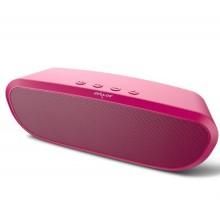 Беспроводная колонка Zealot S9 розовая