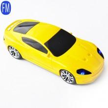 Беспроводное портативное Радио 1081 Panamera Tofu желтый