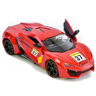 Спортивная машина на радиоуправлении Top-Speed 565-К1 Красная